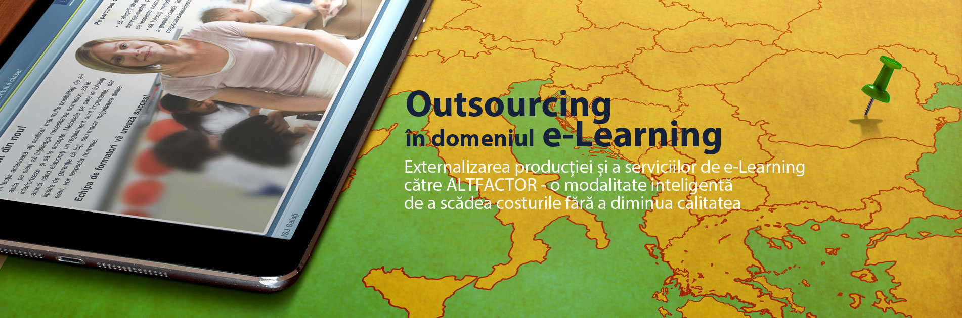 Outsourcing in eLearning